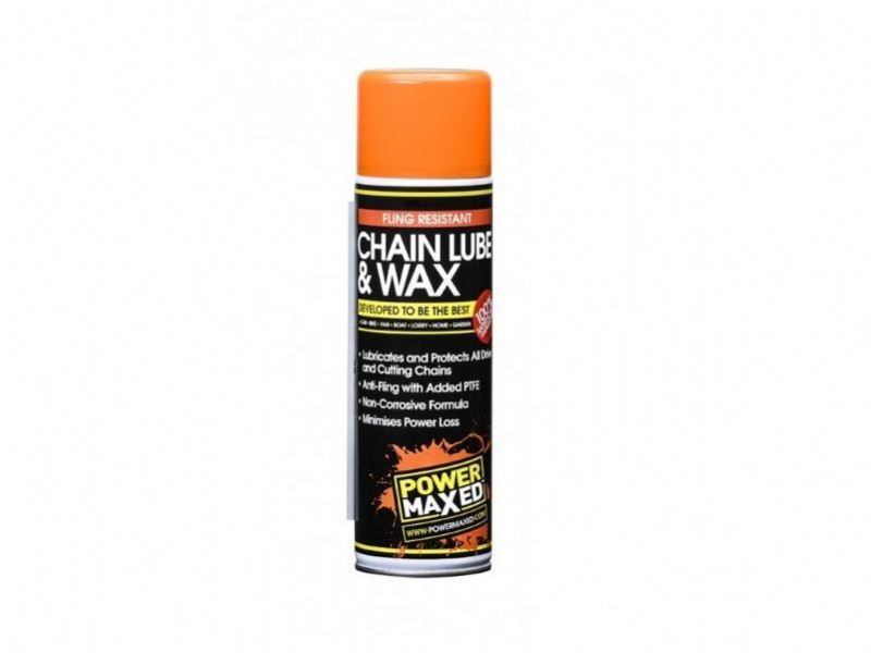 Power Maxed Chain Lubricant And Wax